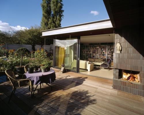 Paul de Ruiter: Villa Room