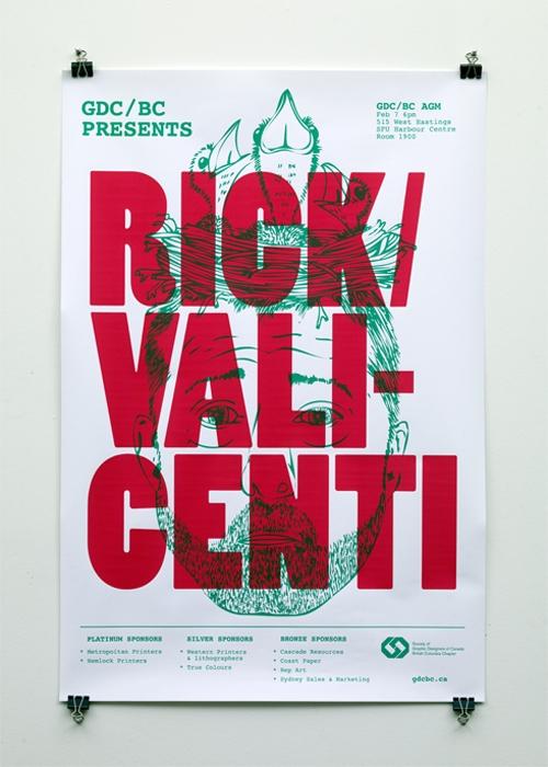 Phil Yamada: Rick Valicenti GDC