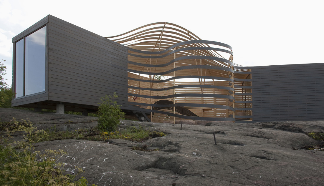 Pieta-Linda Auttila: WISA Wooden Design Hotel