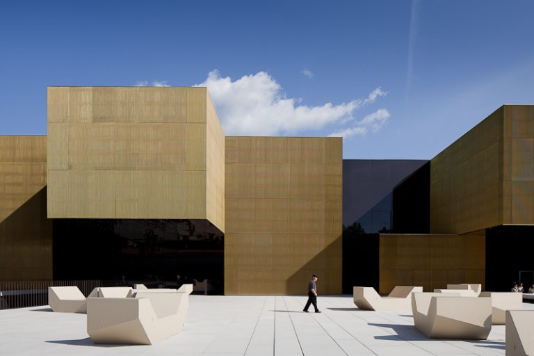 Pitagoras Arquitectos: International Centre For The Arts Jose De Guimaraes