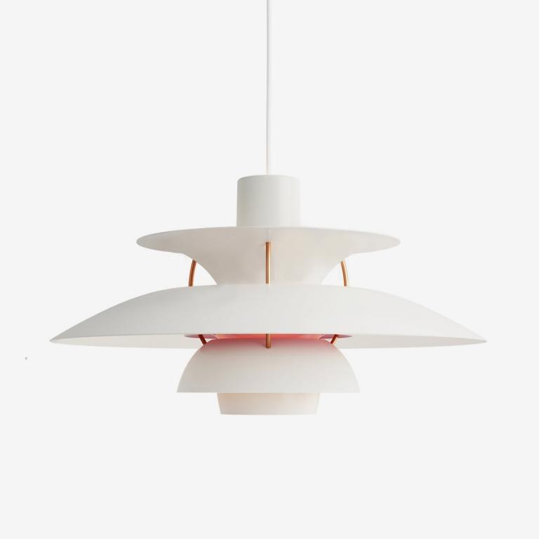 Poul Henningsen: PH-5 Lamp