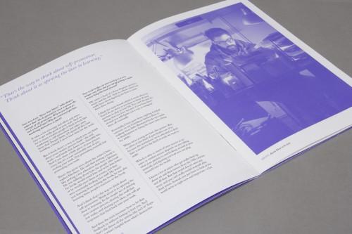 Raewyn Brandon, Matias Corea- 99U Quarterly Magazine Issue 1 - 012