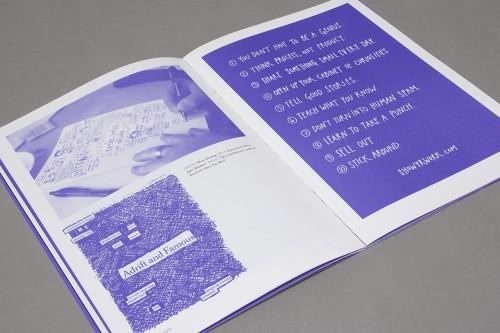 Raewyn Brandon, Matias Corea- 99U Quarterly Magazine Issue 1 - 013