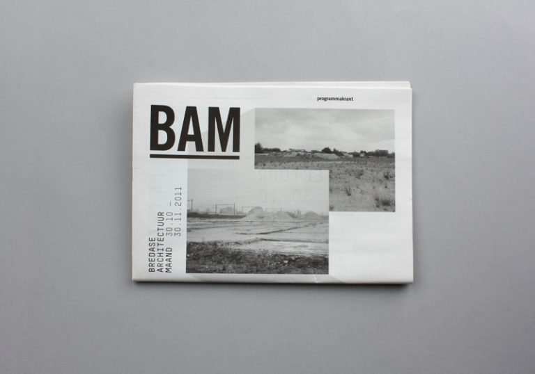 Rob Van Hoesel: BAM (Breda Architecture Month)
