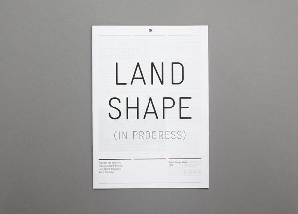 Rob Van Hoesel: Landshape