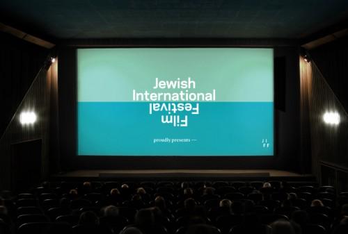 Round - Jewish Film Festival Identity 006