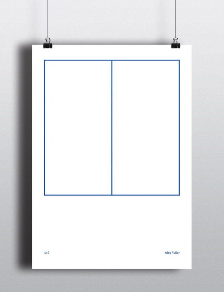Sans Form: 1×2