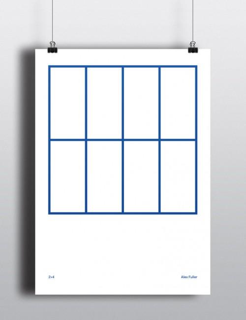 Sans Form - 2x4