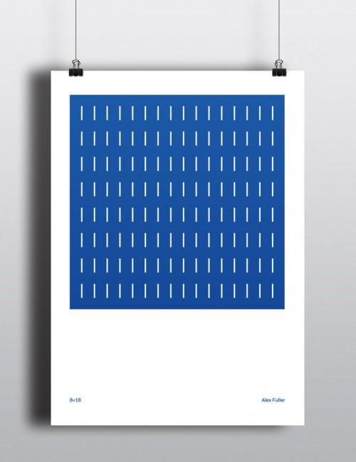 Sans Form - 8x16
