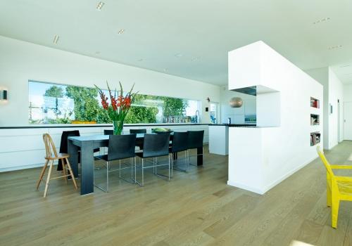 Saunders Architecture: Villa G