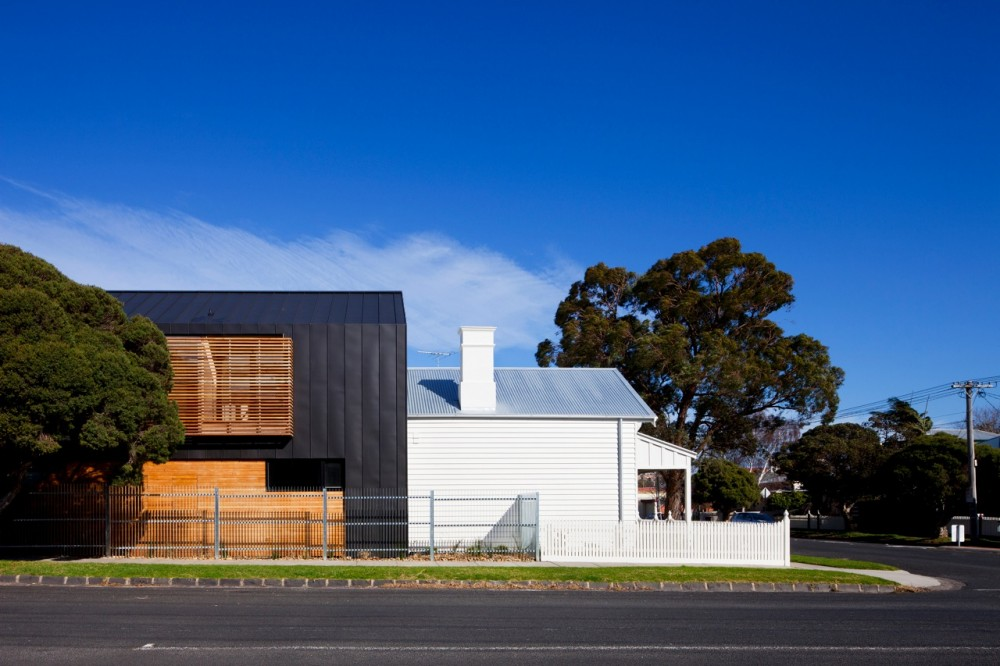 Simon Couchman Architects: Elsternwick House