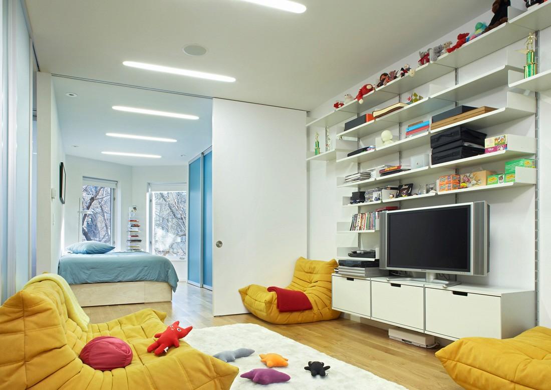 Slade Architecture: Kenig Residence