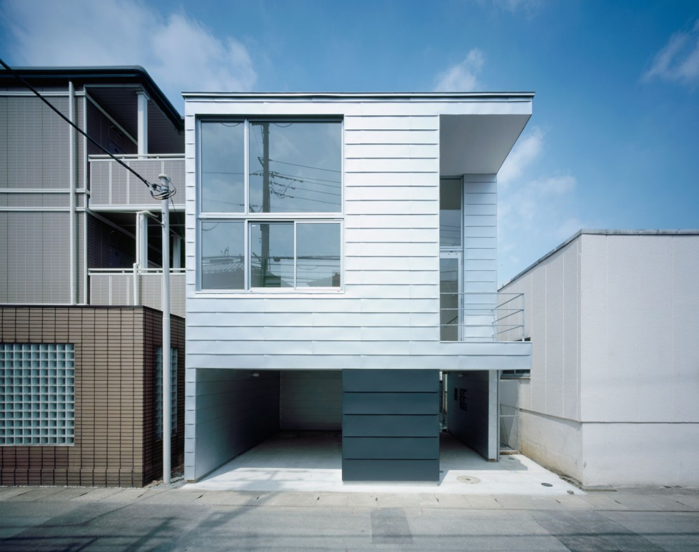 Soeda And Architects: T-Apartment