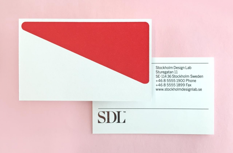 Stockholm Design Lab: Bonniers Konsthall