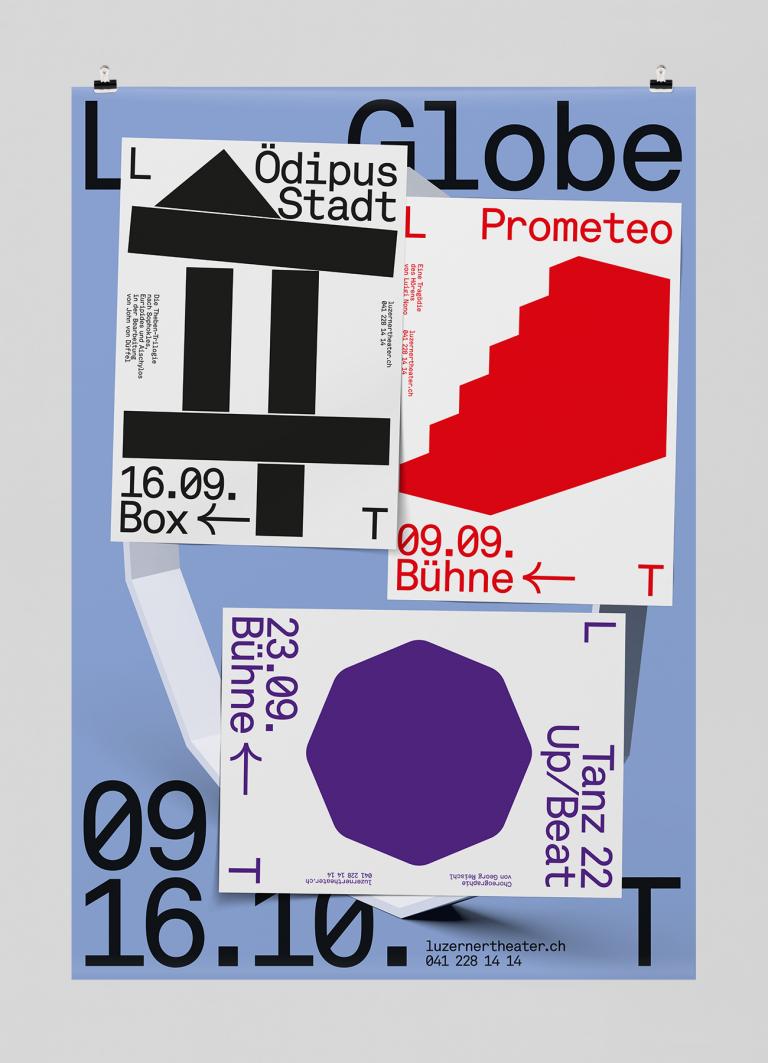 Studio Feixen: Luzerner Theater