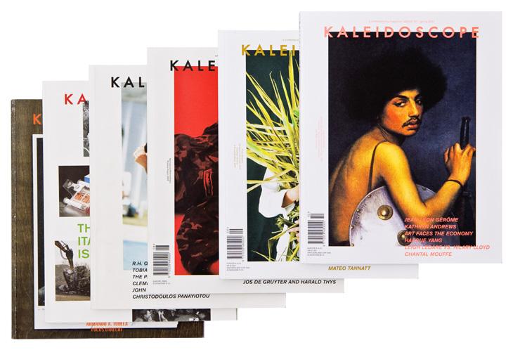 Studio Filippo Nostri: Kaleidoscope Magazine