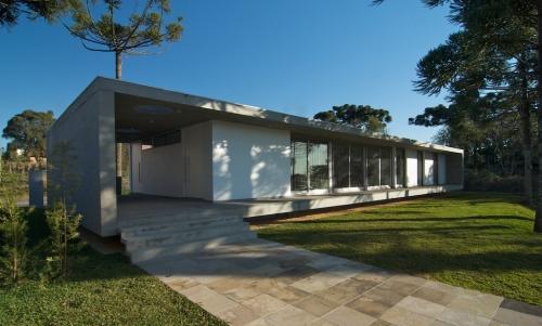 Studio Paralelo: Bento Golcalves House