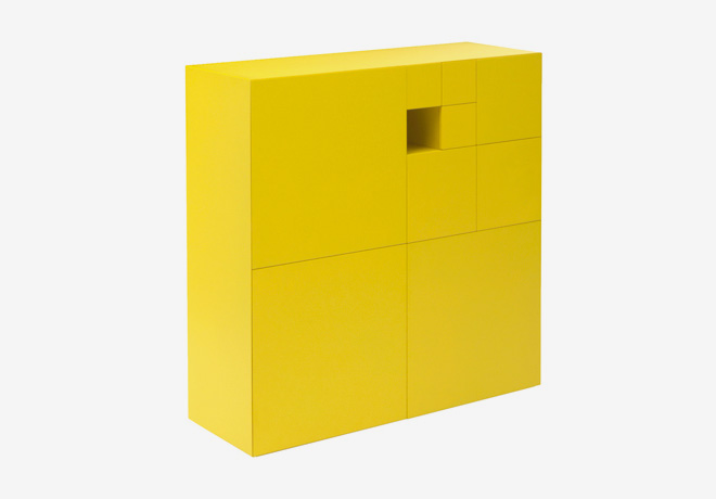 StudioCharlie: Conchiglia Sideboard
