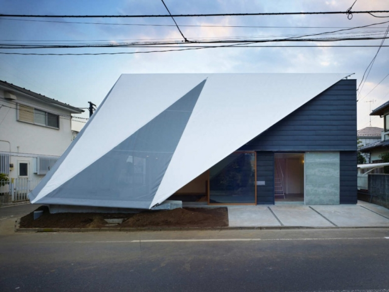 Suppose Design Office: House In Kodaira