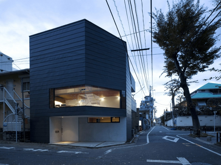 Suppose Design Office: House in Sakuragawa