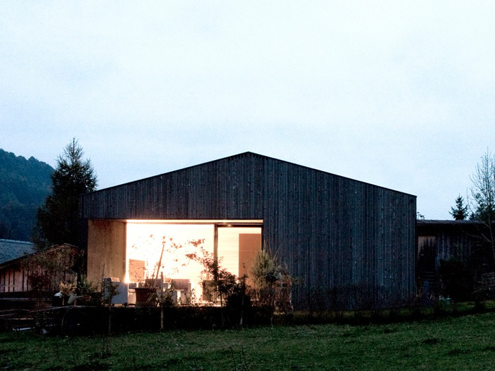 Sven Matt: House For Gudrun