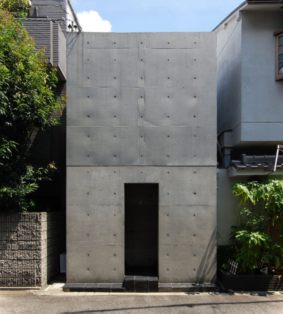 House Of Designers: Tadao Ando: Azuma House