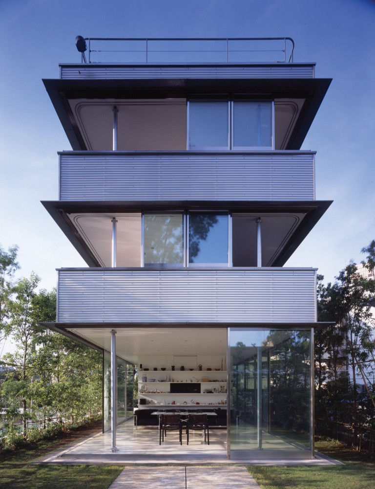 Tezuka Architects: Wall Less House