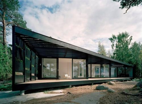 Tham & Videgard Hansson Arkitekter: Archipelago House
