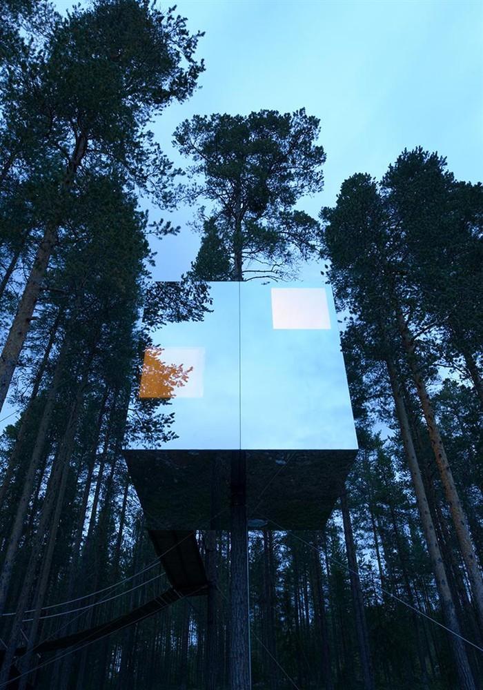 Tham & Videgard Hansson Arkitekter – Tree Hotel