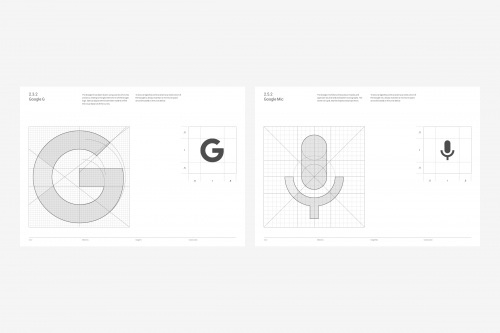 The Rivalry - Google Visual Identity 005