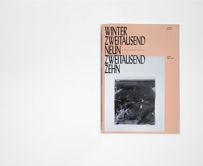 Till Wiedeck: Winter 09