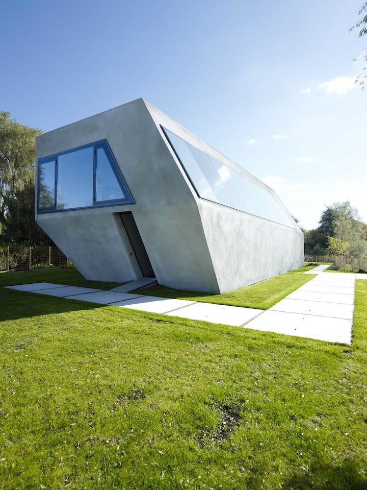 VMX Architects: SODAE-House