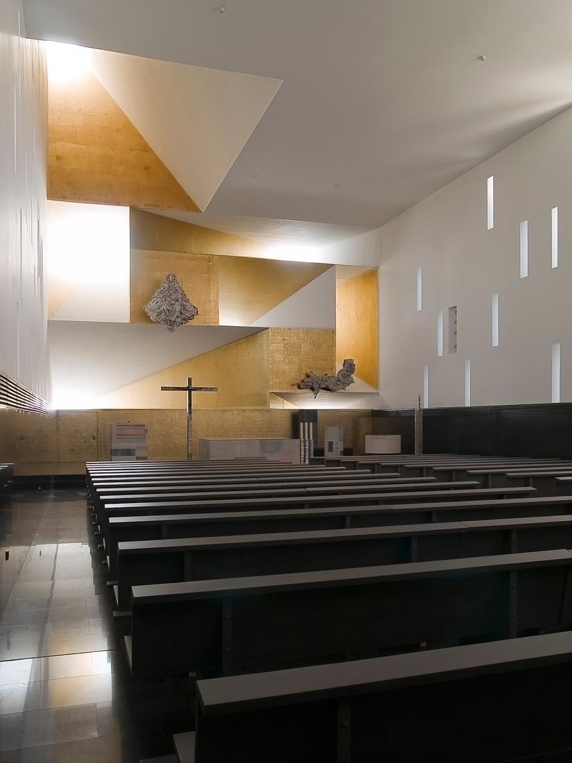 Vicens Amp Ramos Parish Church Of Santa Monica Sgustok Design