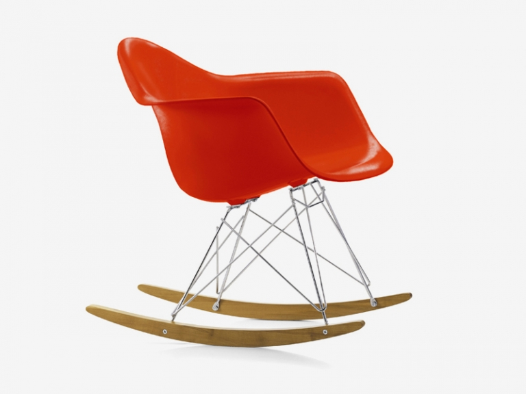 Charles & Ray Eames: Rocking Chair