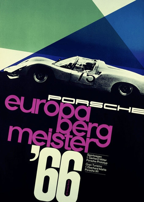 Volz: Europa-Bergmeister 1966
