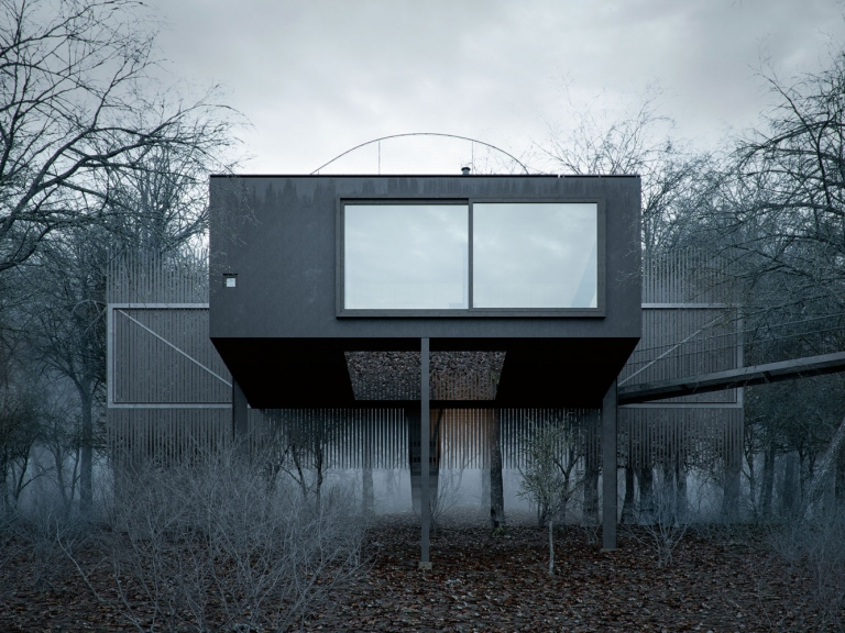 William O'Brien Jr: Mask House
