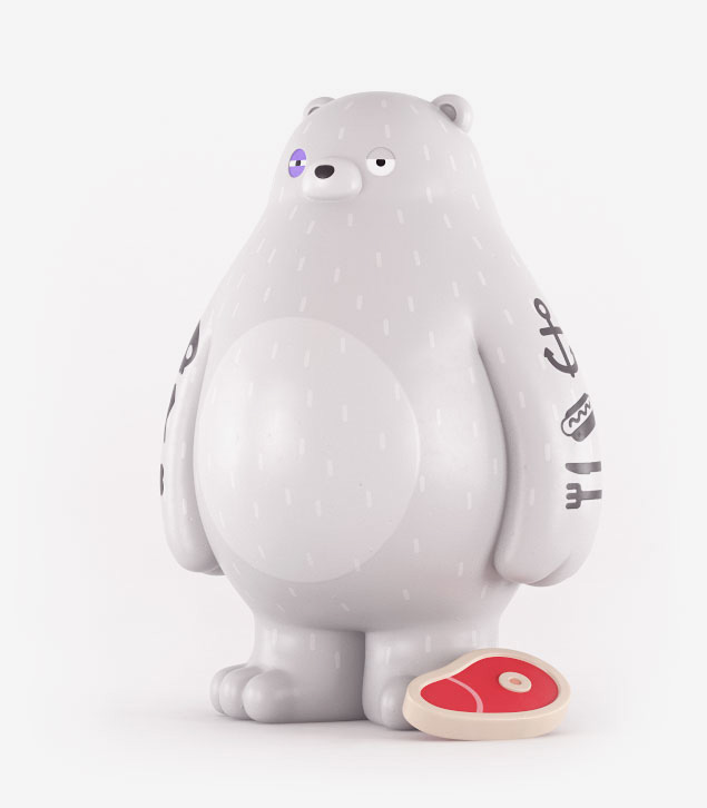 Yum Yum Toys: Bear Toys