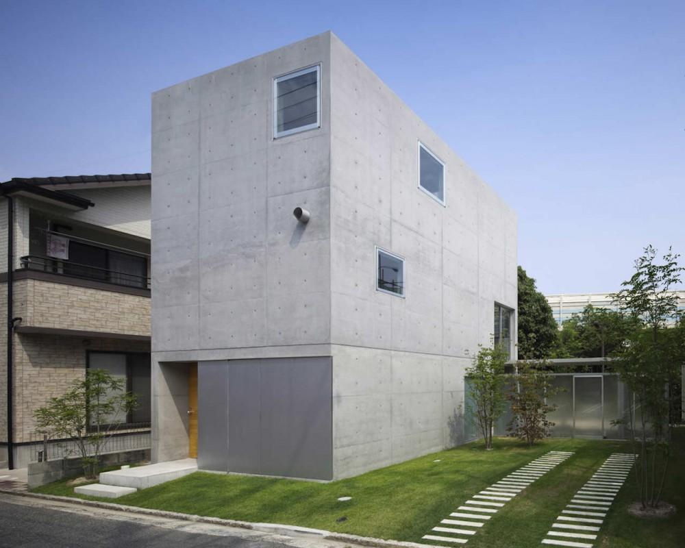 Yutaka Yoshida: House In Kohgo