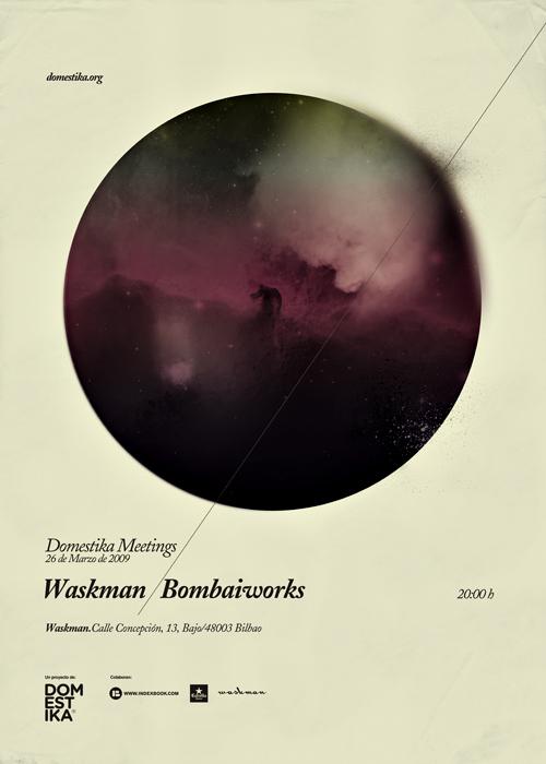 Abel Martinez Foronda: Waskman Bombaiworks
