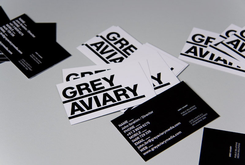 Co-Op: Grey Aviary