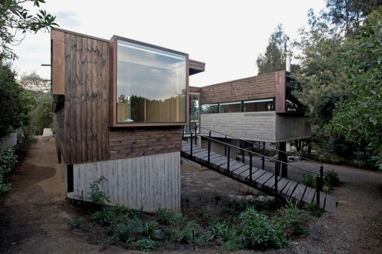 dRN Arquitectos: Los Molles House