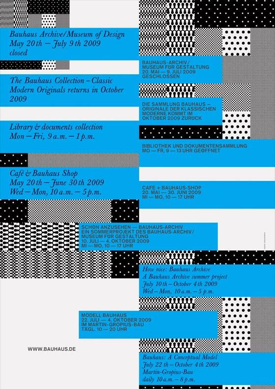 Jung und Wenig: Bauhaus-archiv
