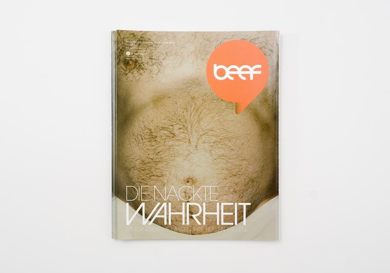 Pixelgarten: Beef Magazine