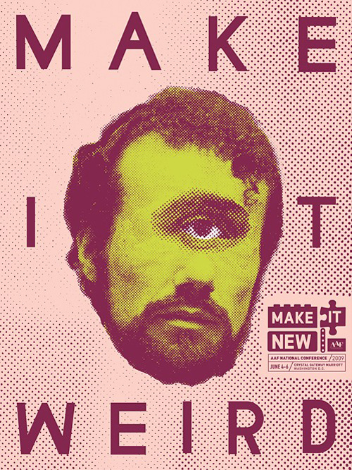 Tim Lahan: Make It Weird