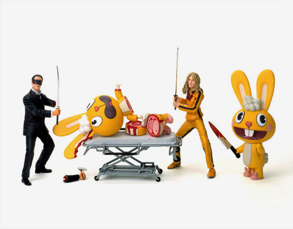 Toygiants: Kill Bill